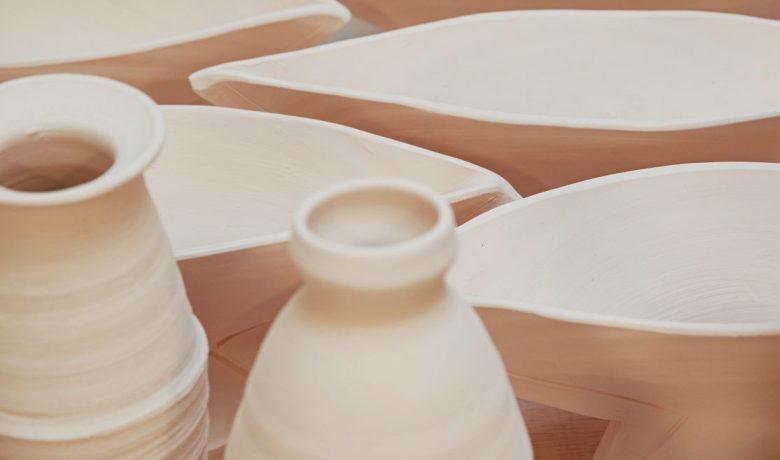 Laon Pottery y las semillas de las flores